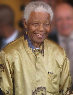 En hyllest til NelsonMandela