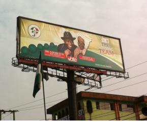 Presidentvalg og konflikt iNigeria