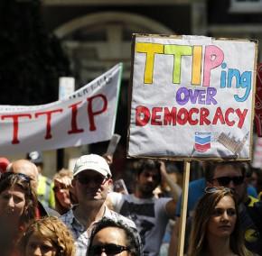 «Handelsavtaler» mot menneskerettigheter