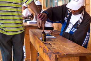 Elections in Burundi. Photo: Brice Blondell/Flickr Commons