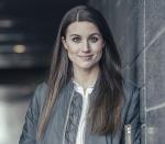 Maria Ahlin. Pressefoto