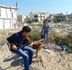Palestinsk flyktning i Libanon: Et liv uten menneskerettigheter